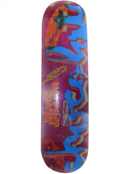 Tabla Skate Chocolate M. Johnson Icon Stencil 8.125