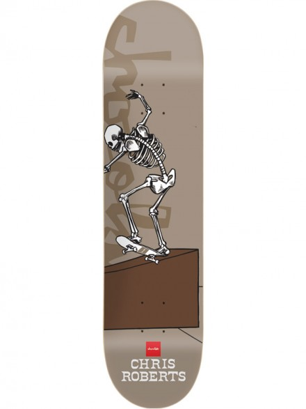Tabla Skate Chocolate Roberts Day Of Shred 8