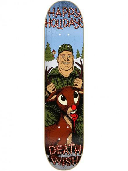 Tabla Skate Deathwish Reindeer Games 8.125