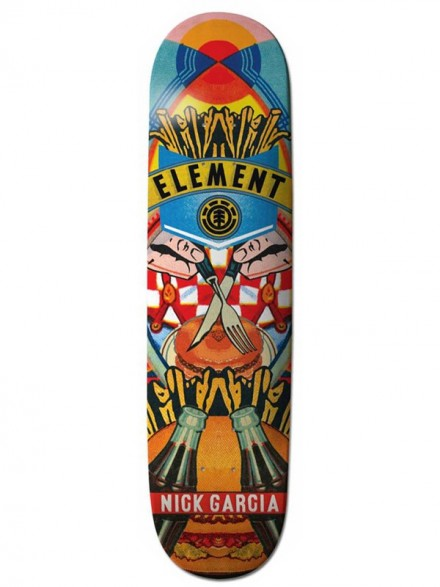 Tabla Skate Element Garcia Big Business 8.375