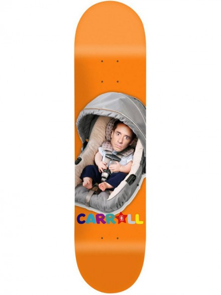 Tabla Skate Girl Carroll Big Baby 8.125