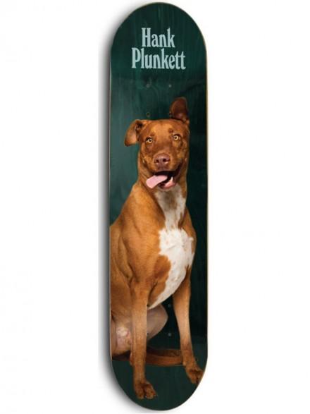 "Tabla Skate Mental Hank Plunkett 8.25"""