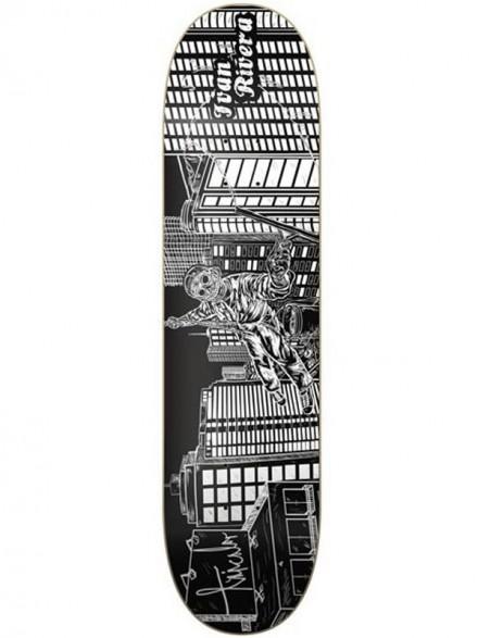 Tabla Tricolor Grabado Ivan Rivera 8.125