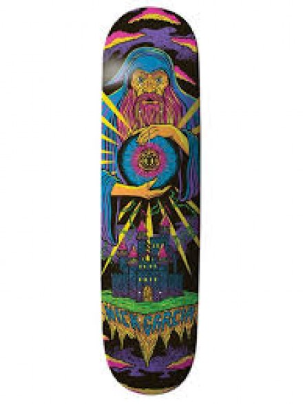 Tabla Skate Element Garcia Black Lit 7.875