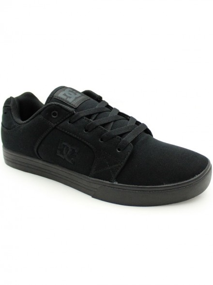 Tenis DC Method Tx Black Black