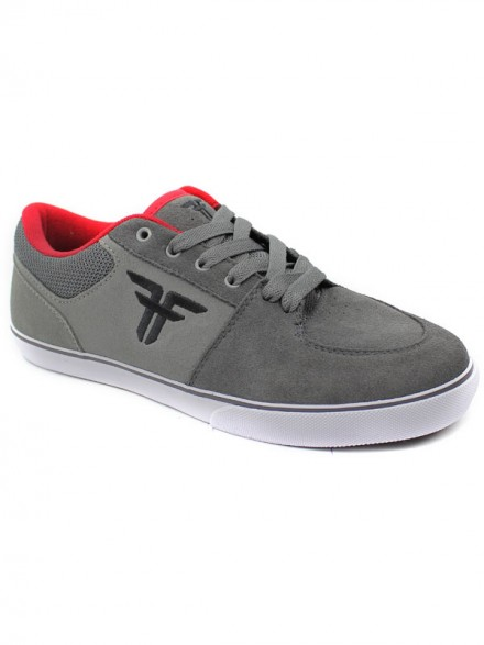 Tenis Fallen Kids Patriot Ash Gry Cement Gry