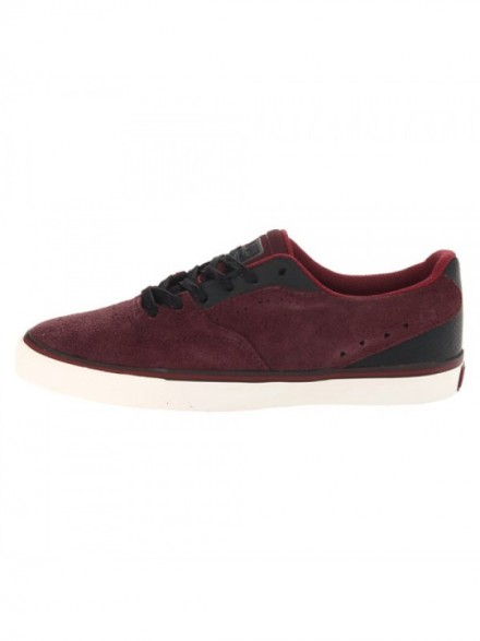 Tenis Skate Globe The Sabbath Oak Red