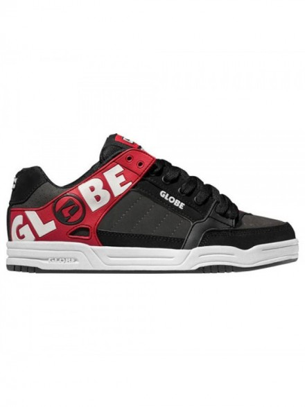 Tenis Skate Globe Tilt Black/Crimson/Night