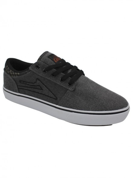Tenis Lakai Brea Cement Canvas
