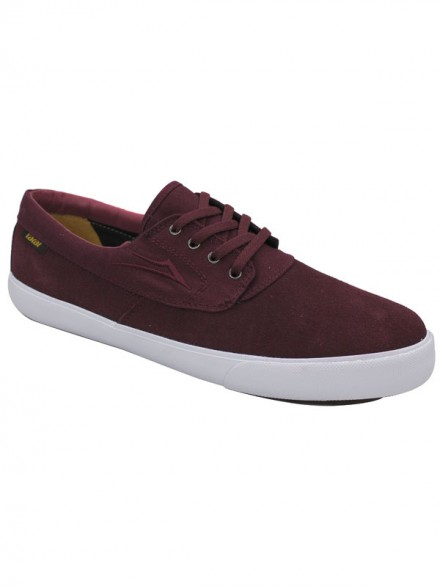 Tenis Lakai Camby Oxblood Suede