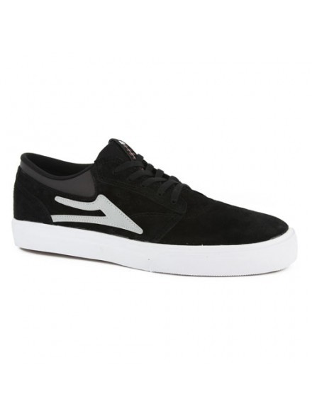 Tenis Skate Lakai Griffin Black/Grey