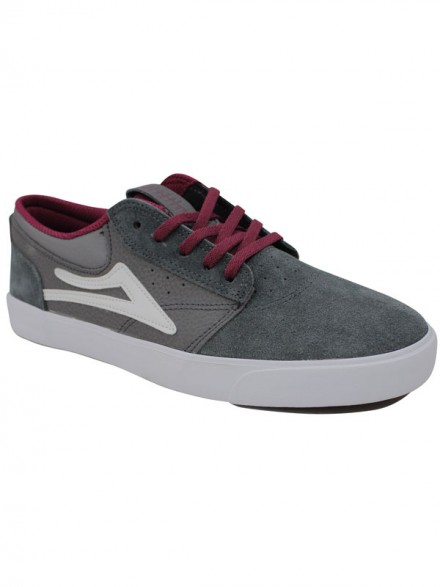 Tenis Lakai Griffin Kids Charcoal Suede