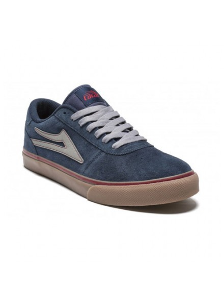 Tenis Skate Lakai Manchester Navy Suede