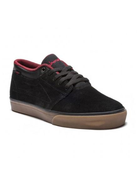 Tenis Skate Lakai Marc/Chocolate Black Gum Suede