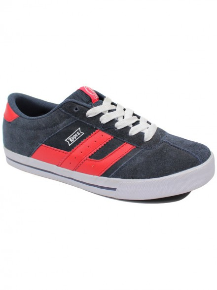 Tenis Skate Circa Lopez 40 Navy/Red/White