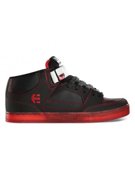 Tenis Skate Etnies Number Mid Black/Red