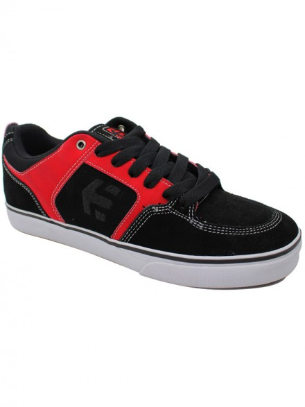 Tenis Skate Etnies Sheckler 6 Black/Red/White