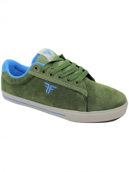 Tenis Skate Fallen Bomber Surplus Green/Dust
