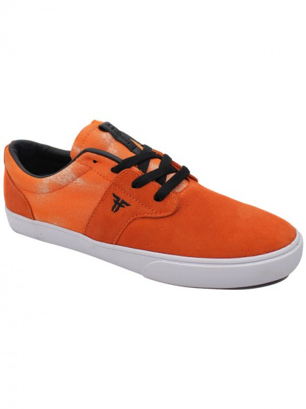 Tenis Skate Fallen Chief Xi Burnt Orange Acid