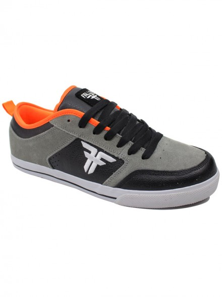 Tenis Skate Fallen Clipper Se Cement Grey/Black