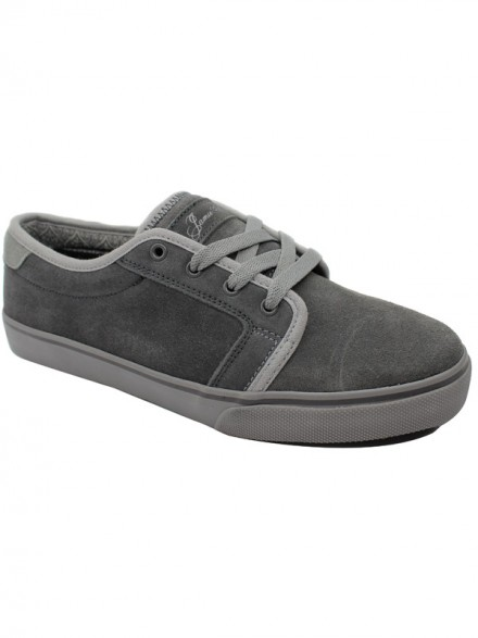 Tenis Skate Fallen Forte Pewter Grey/Cement Grey