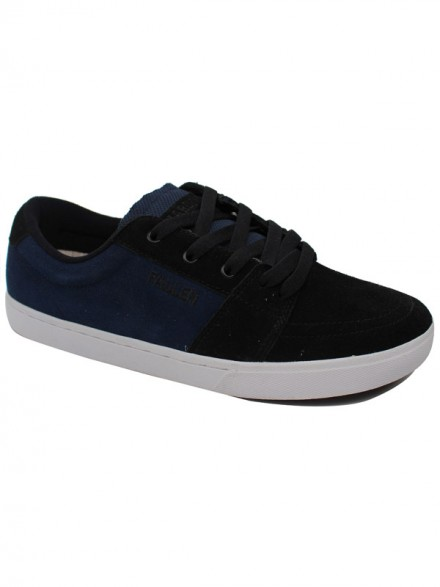 Tenis Skate Fallen Rambler Black/Midnight Blue