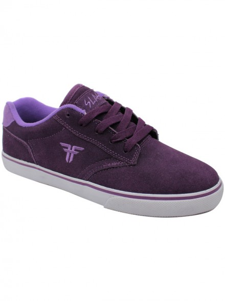 Tenis Skate Fallen Slash Blk Plum Grape Pur