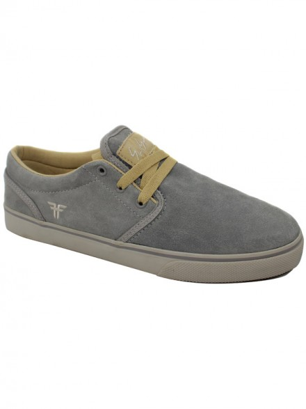 Tenis Skate Fallen The Easy Cement Grey/Khaki