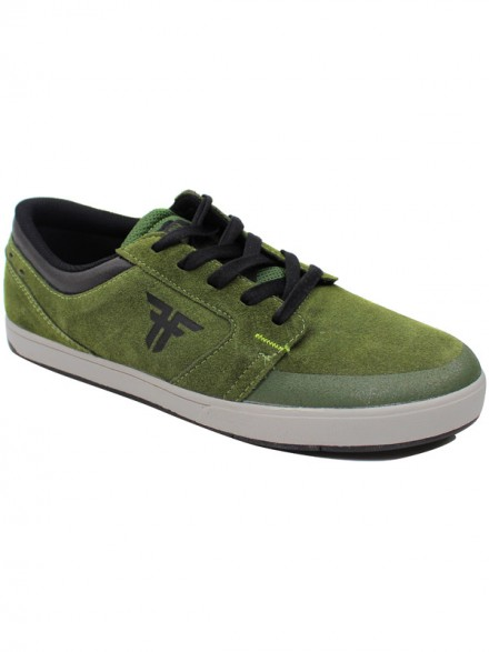 Tenis Skate Fallen Torch Surplus Green Black