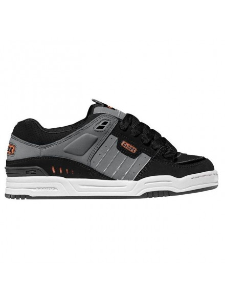 Tenis Skate Globe Fusion Black/Night/Orange