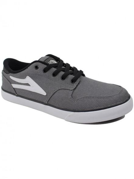 Tenis Skate Lakai Carroll 5 Grey Twill