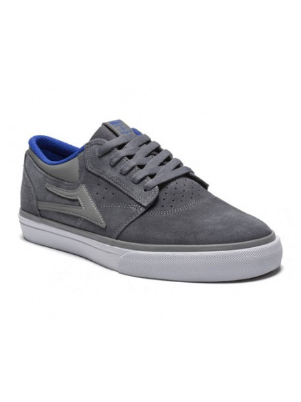 Tenis Skate Lakai Griffin Gry Blu Suede
