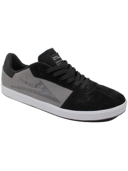 Tenis Skate Lakai Guy Xlk Black/Grey