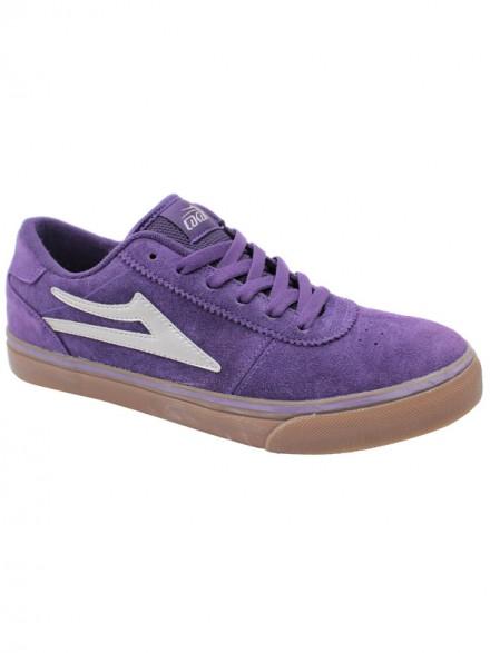 Tenis Skate Lakai Manchester Purple Gum Suede