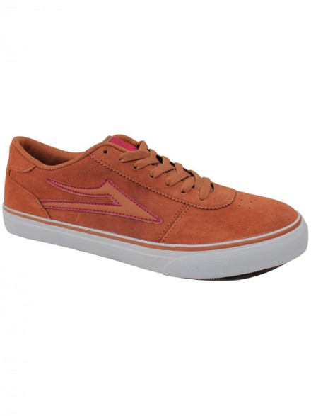 Tenis Skate Lakai Manchester Select Cashew Suede