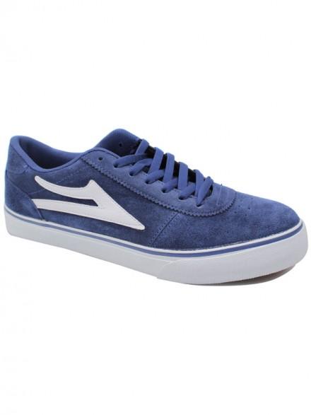 Tenis Skate Lakai Manchester Select Navy Suede