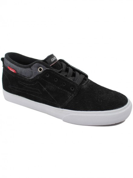 Tenis Skate Lakai Marc Black Suede Denim