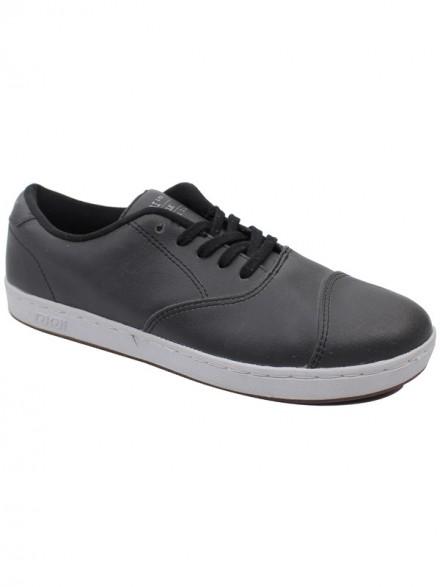 Tenis Skate Lakai Mj Echelon Xlk Black Leather