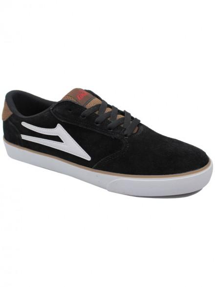 Tenis Skate Lakai Pico Black Gum Suede