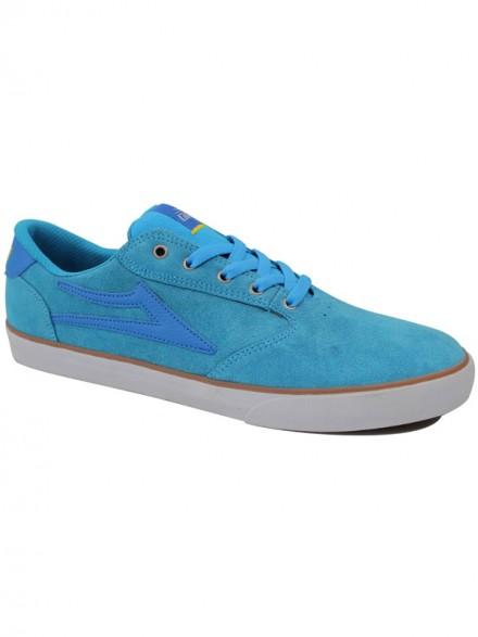 Tenis Skate Lakai Pico Bright Blue Suede