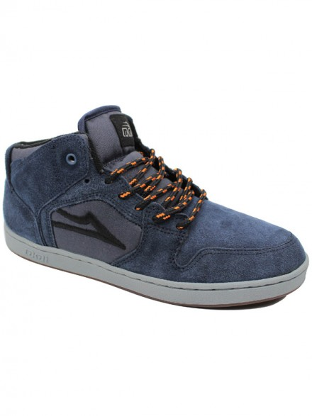 Tenis Skate Lakai Telford Xlk All Weather Navy Suede