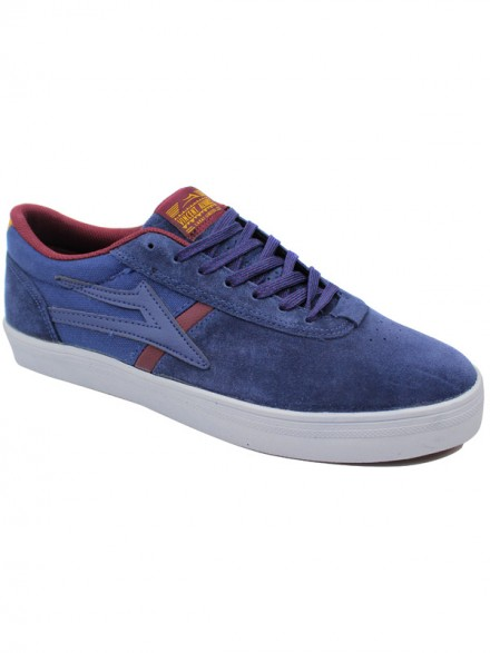Tenis Skate Lakai Vincent Nvy Suede