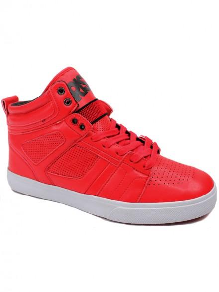 Tenis Skate Osiris Raider Red/Wht/Blk