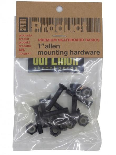 Tornillos Superior Hardware Allen 1