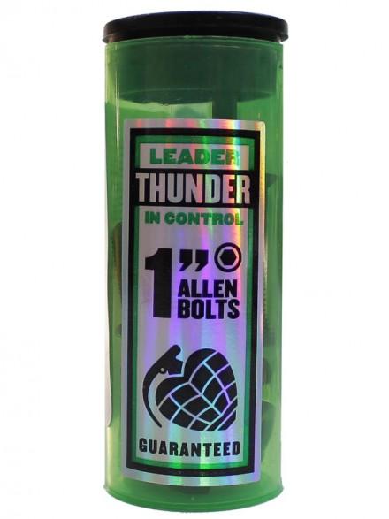 Tornillos Thunder Allen 1