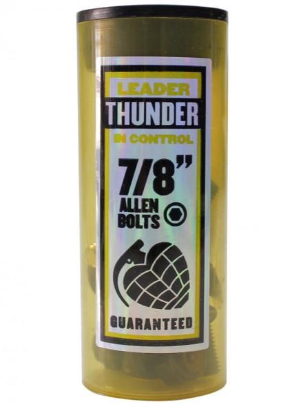 Tornillos Thunder Allen 7/8