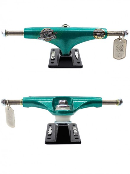 Trucks Thunder Malto All Star Titanium Lights Hi 145