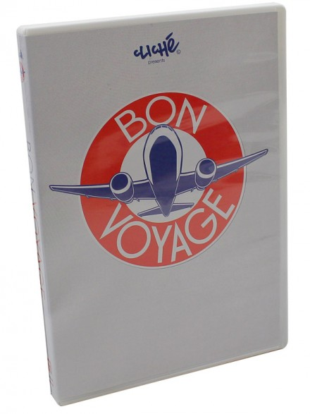 Video Skate Cliche Bon Voyage DVD