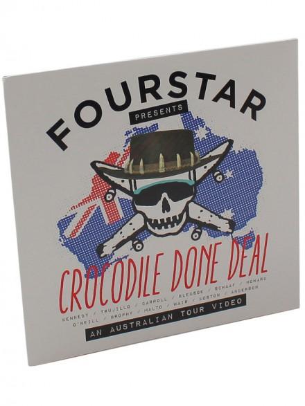 Video Skate Fourstar Crocodile Done Deal