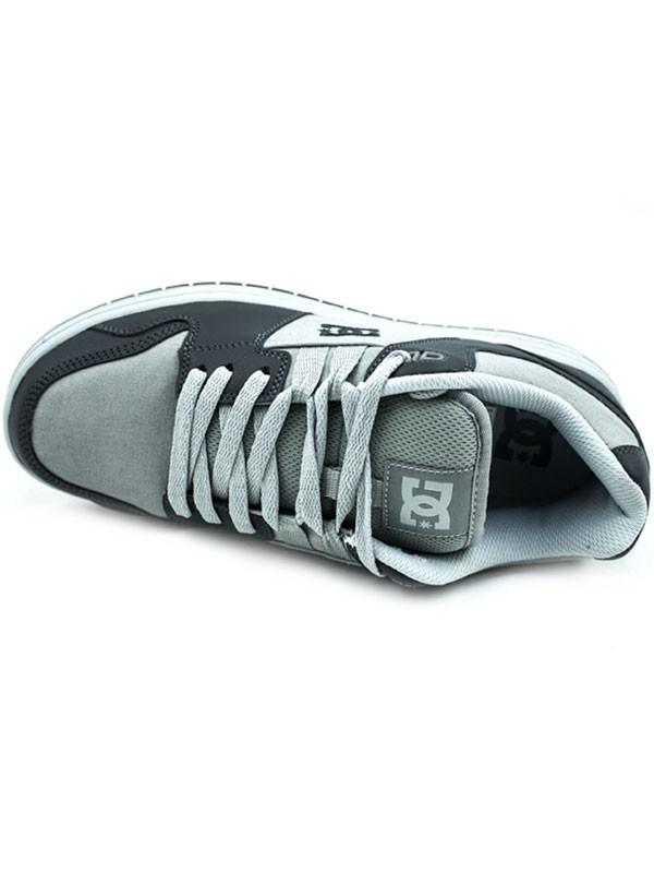 2ef75e4cea Tenis Dc Spark Grey Grey Grey ...